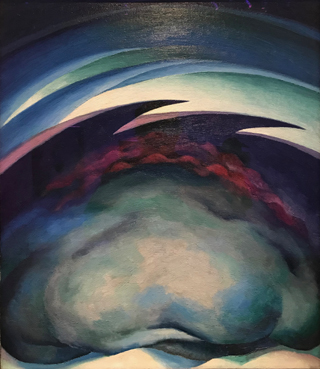 Series I - From the Plains, 1919 Georgia O'Keeffe